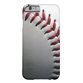 Cas de l'iPhone 6 de base-ball Coque iPhone 6 Barely There