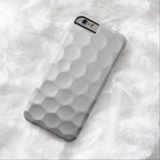 Cas de l'iPhone 6 de boule de golf Coque Barely There iPhone 6