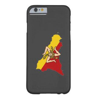 Cas de l'iPhone 6 de la Sicile Coque iPhone 6 Barely There