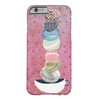 Cas de l'iPhone 6 de Macarons - cas de l'iPhone 6