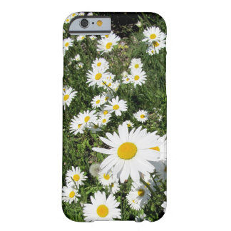 Cas de l'iPhone 6 de marguerites Coque iPhone 6 Barely There