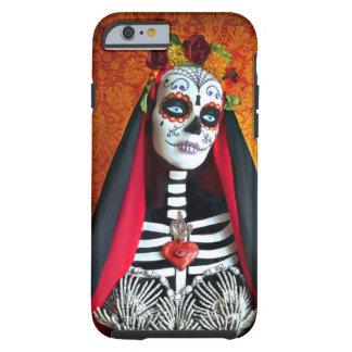 Cas de l'iPhone 6 de Muerte de La Coque Tough iPhone 6