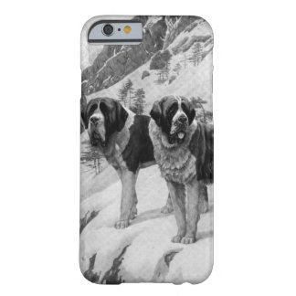 Cas de l'iPhone 6 de St Bernard Coque iPhone 6 Barely There