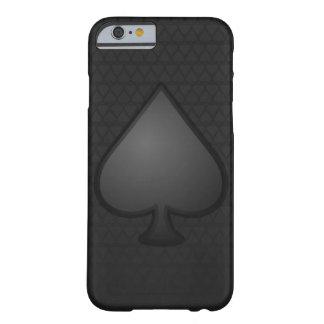 Cas de l'iPhone 6 de symbole de pelles