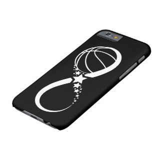 Cas de l'iphone 6 d'infini de star du basket-ball coque iPhone 6 barely there