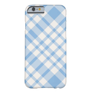 cas de l'iPhone 6 - plaid solide - SeaSalt