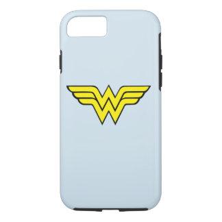 Cas de l'iphone 7 d'Apple - logo de femmes de Coque iPhone 7
