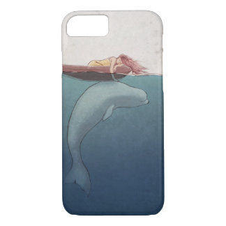 Cas de l'iPhone 7 de baleine Coque iPhone 7