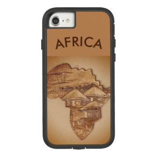 Cas de l'iPhone 7 de conception de l'Afrique Coque Case-Mate Tough Extreme iPhone 7