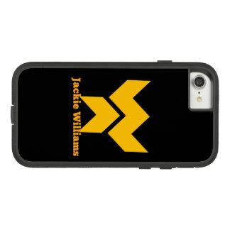 Cas de l'iPhone 7 de gars dur (logo de Jackie Coque Case-Mate Tough Extreme iPhone 7