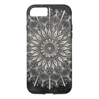 "Cas de l'iPhone 7 ""de mandala vintage"" - Coque iPhone 7"