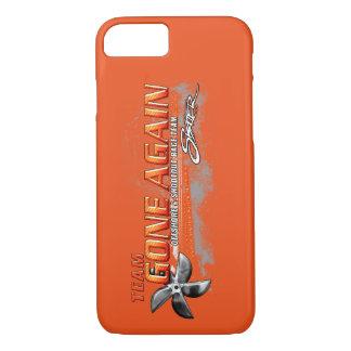 cas de l'iPhone 7 - orange Coque iPhone 8/7
