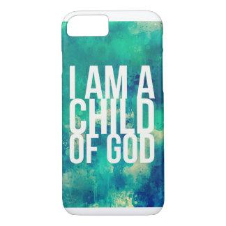 cas de l'iPhone 7 pour des chrétiens : Je suis un Coque iPhone 7