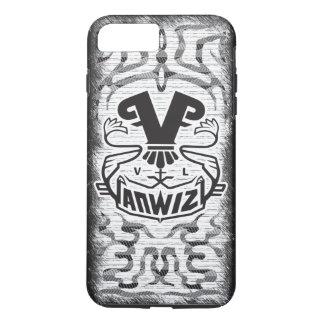 Cas de logo de Vanwizle Coque iPhone 7 Plus