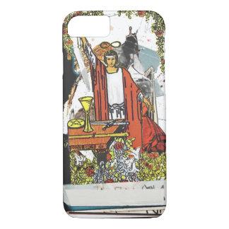 "Cas de ""magicien"" (tarocchi du RW) Coque iPhone 7"
