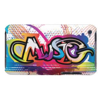cas de musique de contact d'iPod Étui Barely There iPod