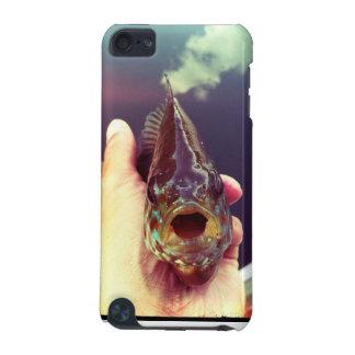 Cas de poisson de téléphone coque iPod touch 5G