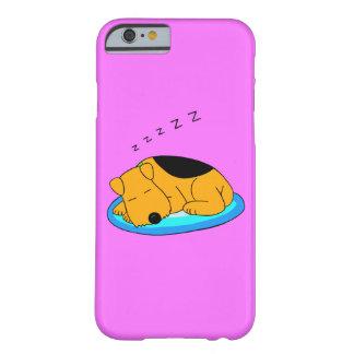 Cas de ronflement de l'iPhone 6/6s de chien Coque iPhone 6 Barely There