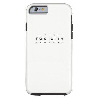 Cas de Smartphone (blanc) Coque Tough iPhone 6