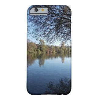 """Cas de téléphone avec des """"réflexions d'Isar """" Coque Barely There iPhone 6"""
