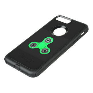Cas de téléphone de boîte de loutre de fileur de coque OtterBox commuter iPhone 8 plus/7 plus