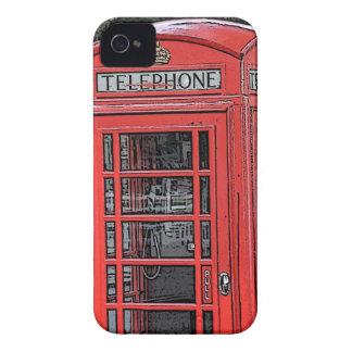 cas de téléphone de boîte de téléphone coques iPhone 4
