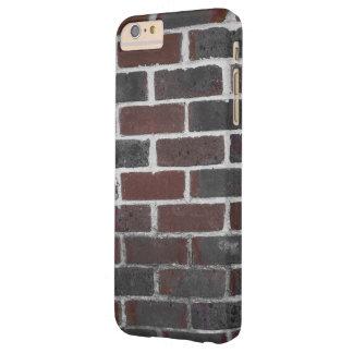 Cas de téléphone de brique coque barely there iPhone 6 plus