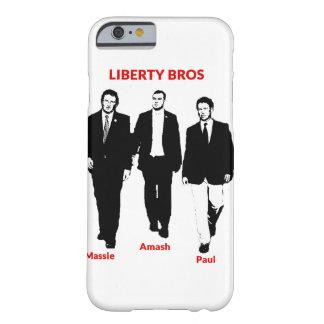 Cas de téléphone de Bros de liberté Coque Barely There iPhone 6