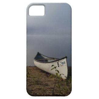 Cas de téléphone de canoë étuis iPhone 5