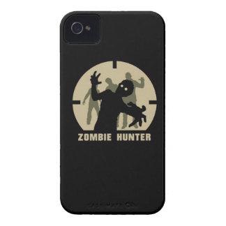 cas de téléphone de chasseur de zombi coque Case-Mate iPhone 4