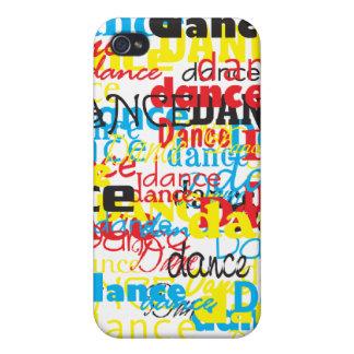 Cas de téléphone de danse étui iPhone 4