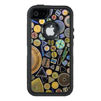 Cas de téléphone de diatomée coque OtterBox iPhone 5, 5s et SE