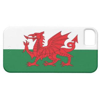 Cas de téléphone de drapeau de Gallois Coques Case-Mate iPhone 5