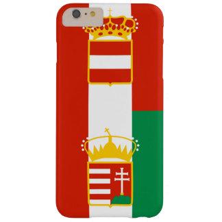 Cas de téléphone de drapeau de l'Autriche-Hongrie Coque iPhone 6 Plus Barely There