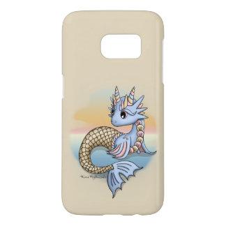 Cas de téléphone de galaxie de Samsung de dragon Coque Samsung Galaxy S7