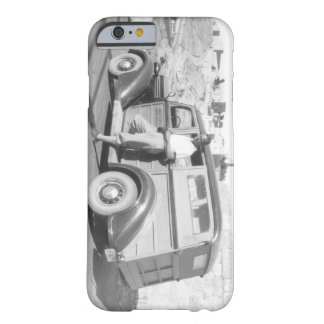 Cas de téléphone de Glueck d'archives d'ASOR Coque Barely There iPhone 6