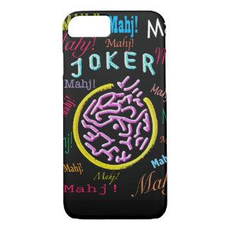 Cas de téléphone de joker d'heure-milliampère coque iPhone 7
