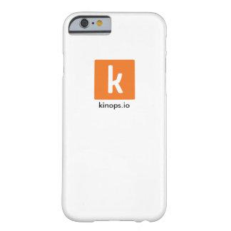 cas de téléphone de kinops coque barely there iPhone 6