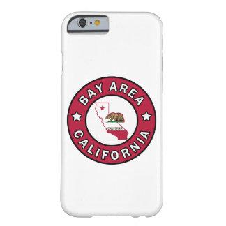 Cas de téléphone de la Californie de région de Coque Barely There iPhone 6