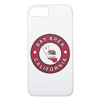 Cas de téléphone de la Californie de région de Coque iPhone 7