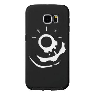 Cas de téléphone de la galaxie S6 de vitesse de