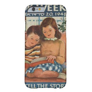 Cas de téléphone de la semaine du livre de 1948 coque barely there iPhone 6