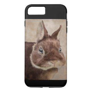Cas de téléphone de lapin coque iPhone 7 plus