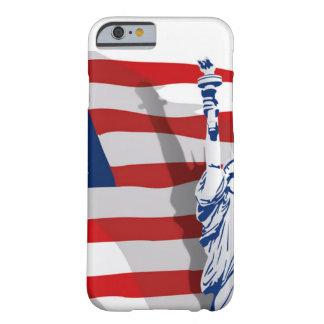 Cas de téléphone de liberté coque iPhone 6 barely there