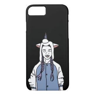 cas de téléphone de licorne de smart_arts coque iPhone 7