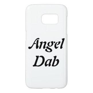 Cas de téléphone de limande d'ange (téléphones de coque samsung galaxy s7