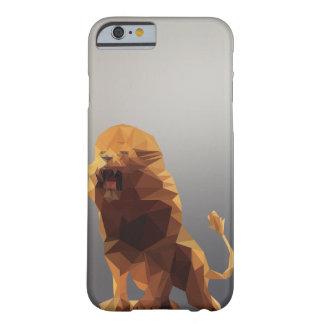 Cas de téléphone de lion coque iPhone 6 barely there