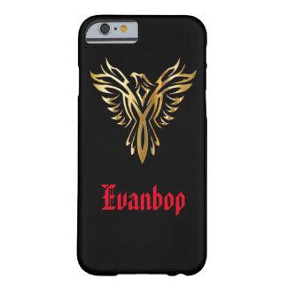 cas de téléphone de l'iPhone 6/6s Evanbop Coque Barely There iPhone 6
