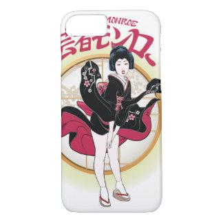 Cas de téléphone de Monroe de geisha Coque iPhone 8/7