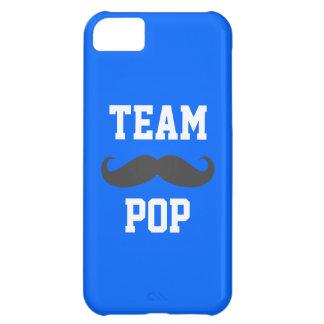 Cas de téléphone de moustache de POP d équipe